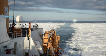 The Navy and Coast Guard released a proposal request for a new icebreaker on March 2. Coast Guard photo