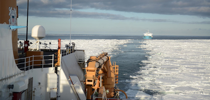 Navy, Coast Guard release RFP for new icebreaker | WorkBoat