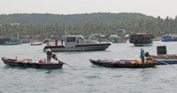Six more patrol boats from Metal Shark were recently delivered to Vietnam. Metal Shark photo