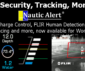 Nautic Alert X2 early detection monitoring, security, and tracking system
