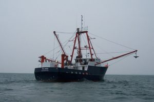 Polaris scallop boat. Photo courtesy of Eastern Fisheries.