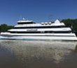 The Seastreak Commodore is the highest passenger capacity Subchapter K boat ever built in the U.S. Seastreak photo.
