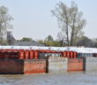 Barge industry officials have to work hard to keep a spike in business from slowing. David Krapf photo