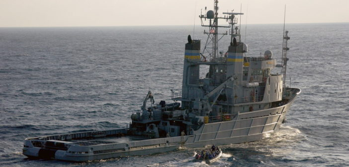 SURPLUS BOATS: Government Auctions Blog ... |Navy Salvage Ships