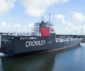 VT Halter delivers first LNG ConRo ship to Crowley