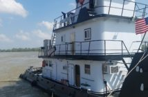 Towboat is first in the John W. Stone fleet to get its Subchapter M COI. John W. Stone photo
