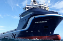 GulfMark has emerged as a popular entity in the consolidation of the offshore service vessel industry. GulfMark photo