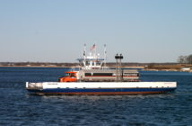 Blount built the Southside, a sistership to the Southern Cross, for South Ferry in 2009. DeJong & Lebet photo
