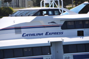 The Catalina Express fleet includes four high-speed catamarans that make the 22-mile trip from Long Beach to Catalina Island in as little as one hour. David Krapf photo