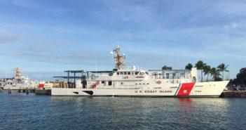 The 31st FRC in Key West, Fla. Bollinger Shipyards photo