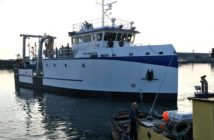 The primary mission of the Institute's fleet is to provide inshore and offshore work platforms for the support of fisheries related oceanographic research projects. JMS Naval Architects photo