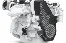 Deere 4045 SFM85 marine engine. John Deere image