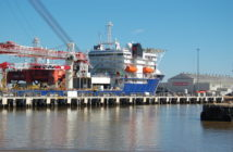BAE's former shipbuilding facilities in Mobile, Ala., has been purchased by Epic Companies. Ken Hocke photo