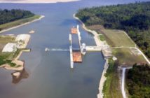 America's Water Infrastructure Act (AWIA) authorizes an estimated $3.8 billion in new Army Civil Works projects, fiscal year 2019 appropriations of $7 billion, and emergency supplemental funds of $17.4 billion. The legislation includes the Water Resources Development Act of 2018 (WRDA). Corps of Engineers photo