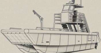 Through its partnership with the BNT, Metal Shark will support the park's full-time staff and volunteers by providing support including boats. Metal Shark rendering