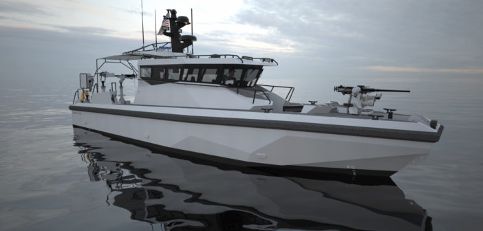 Metal Shark to debut new models and technology at WorkBoat