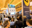 The Sea Machines booth drew a big crowd at November's International WorkBoat Show. Diversified Communications photo