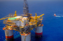 Chevron teamed up with Fieldwood for the lease sale bidding process. Chevron photo.