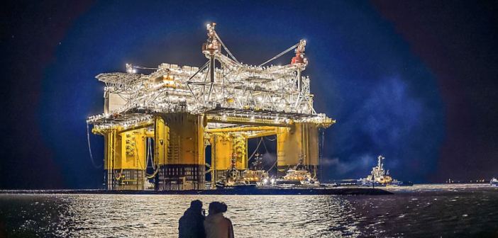 Production is expected to start on the Shell Appomattox project before the end of 2019. Shell photo