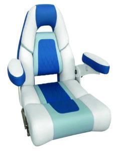 Llebroc Industries' SX helm seat. Llebroc photo.