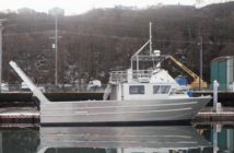 New research vessel will work in California. Armstrong Marine USA photo