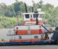 Captain missing after Louisiana towboat capsizes