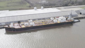 New ATB for Vane Brothers. Conrad Shipyard photo