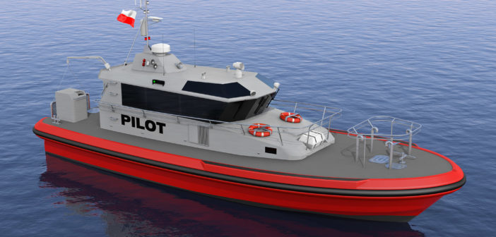 An articulated rescue davit will provide man overboard recovery. Vigor rendering