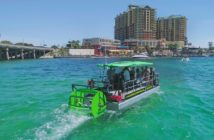 A cycleboat at Destin, Fla. Cascade Cycleboats photo.