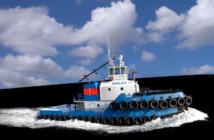 The 3,600-hp Marilin R. American Tugs Inc. photo