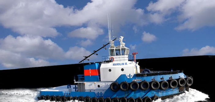 The 3,600-hp Marilin R. American Tugs Inc. photo