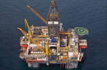 A Transocean drilling rig. Transocean photo