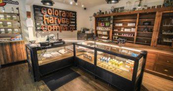 Cannabis dispensary, Colorado. Photo by Alex Person on Unsplash
