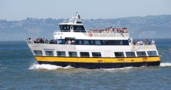 The Golden Bear is one of the Blue & Gold Fleet's three original vessels. Kirk Moore photo
