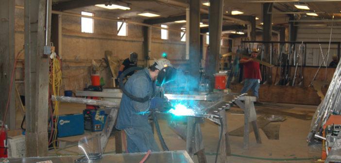 Shipbuilders from around the U.S. will meet in Washington, D.C. this week. Ken Hocke photo