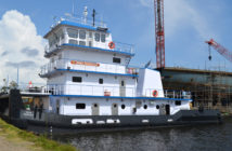 Eastern Shipbuilding Group started delivering newly built towboats to Florida Marine Transporters in 2006. Eastern Shipbuilding Group photo