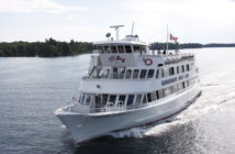 Gananoque Boat Line is the 1000 Islands largest hospitality cruise operator. Entertainment Cruises photo