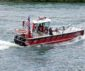 Lake Assault delivers new fireboat to Georgia's Lake Rabun