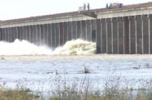 Extreme flood conditions along the inland waterways system has forced the Corps to open the Morganza Spillway for only the third time since 1954. FEMA photo