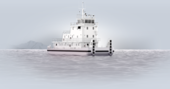 The project objective is to demonstrate that fuel cells are a practical and deliverable propulsion solution for owners and builders of mid-sized vessels carrying more than 100 passengers or the equivalent freight volumes on inland and coastal waterways. ABB photo