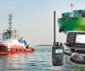 Icom delivers innovative and reliable two-way radio to the commercial marine market
