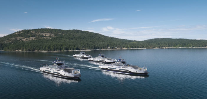 Damen lands repeat order from BC Ferries | WorkBoat