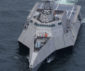Austal USA christens latest littoral combat ship
