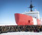 Coast Guard cutter Polar Star arrives in Antarctica