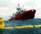 Acoustic survey to study right whales, fish around offshore wind projects