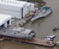 Austal USA launches another Expeditionary Fast Tranport Ship