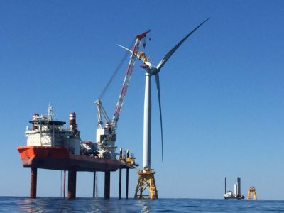U.S. Treasury revenue from offshore wind could reach $1.7 billion by 2022, study shows