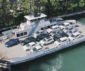 Two killed in Miami after car plunges off ferry