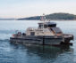 All American Marine completes 73′ patrol boat for Texas