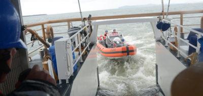 Coast Guard awards contract to Navico for cartography